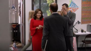 Into the wardrobe of the vice-president with Veep Season 7