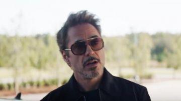 Sunglasses worn by Tony Stark (Robert Downey Jr.) as seen in