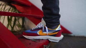 constante Juramento facultativo  update: AFTER WEARING SACAI NIKE LDV WAFFLE TRAINER FOR 1 MONTH! (Pros &  Cons): Clothes, Outfits, Brands, Style and Looks | Spotern