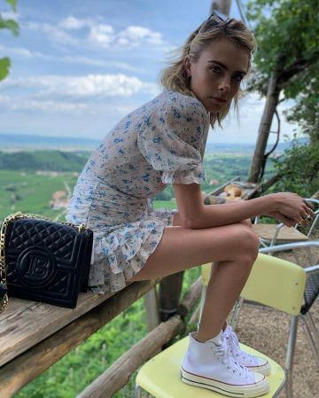 Cara Delevingne: Clothes, Outfits, Brands, Style and Looks