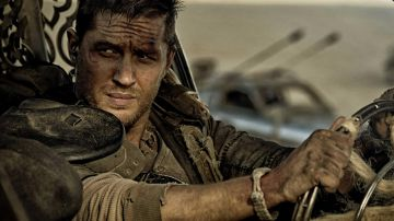 Tom Hardy's Paracord Survival Bracelet as seen on Mad Max
