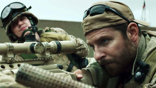 Les lunettes de soleil Wiley X de Chris Kyle (Bradley Cooper) dans American Sniper