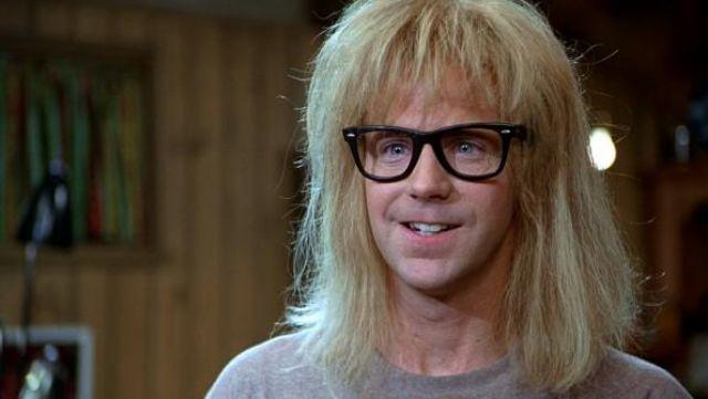 Eyeglasses Garth Algar (Dana Carvey) in Wayne's World | Spotern