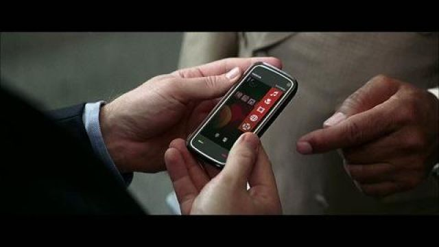 The smartphone Nokia of Bruce Wayne in The Dark Knight Rises | Spotern