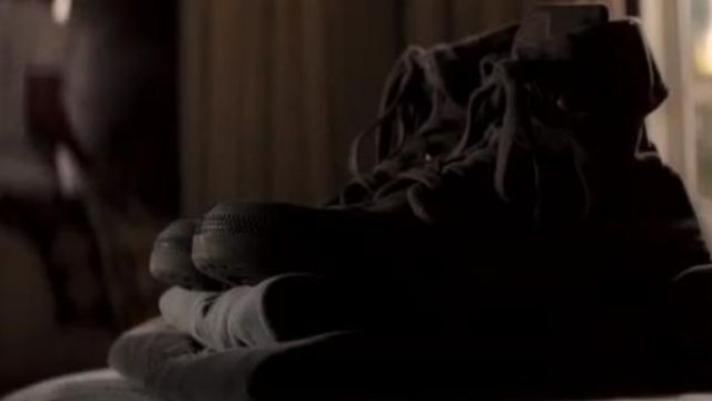 Shoes Palladium Baggy of Robert Neville (Will Smith) in I am Legend