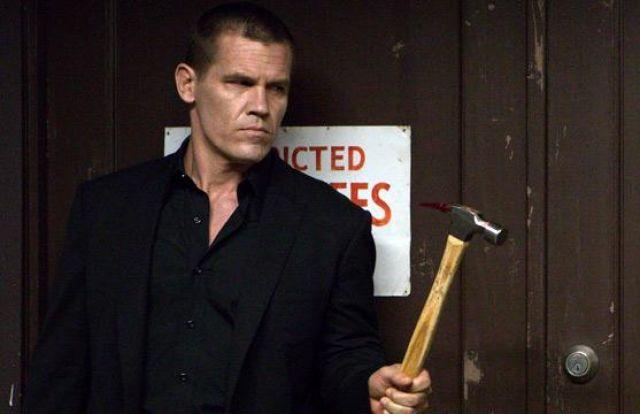 The hammer of Joe Doucett (Josh Brolin) in ' Old Boy