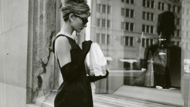 magasiner pour authentique acheter en ligne meilleur en ligne Les lunettes de soleil de Audrey Hepburn dans Diamants sur ...