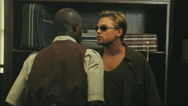 Sunglasses Ray-Ban of Danny Archer (Leonardo DiCaprio) in Blood Diamond