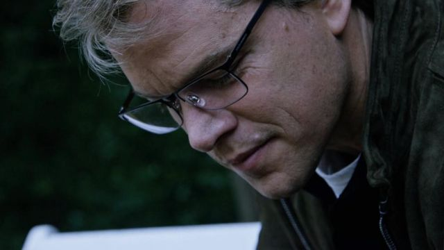 Eyeglasses Dolce & Gabbana Mark Watney (Matt Damon) in a Single on March