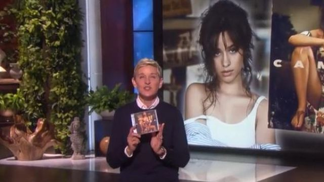 L'album de Camila Cabello que présente Ellen Degeneres dans The Ellen Degeneres show