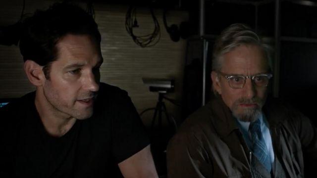 Les lunettes de vue Old Focals Advocate de Hank Pym (Michael Douglas) dans Ant-Man and the Wasp