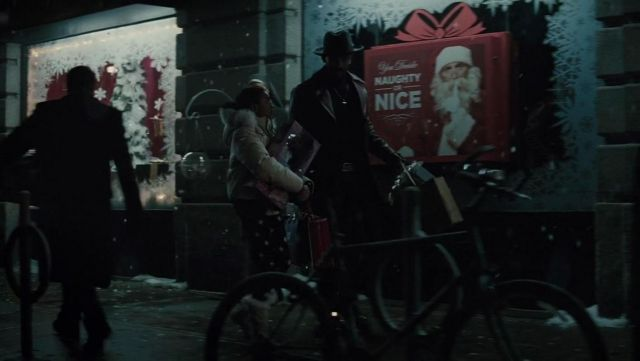 Leather Coat worn by Deadshot / Floyd Lawton (Will Smith) as seen in Suicide Squad