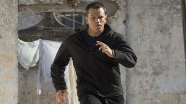 Jacket worn by Jason Bourne (Matt Damon) as seen in Jason Bourne Ultimatum