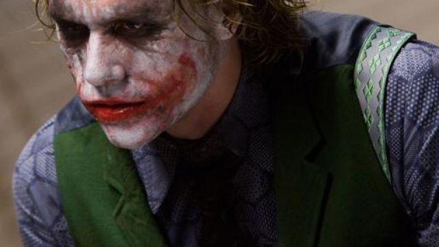 Suspenders worn by The Joker (Heath Ledger) as seen in Batman: The Dark Knight