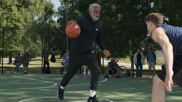 Nike Black Hoodie worn by Uncle Drew