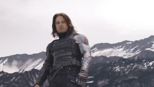 Vest Jacket worn by Bucky Barnes (Sebastian Stan) as seen in Captain America: Civil War