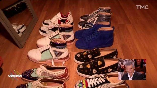 chaussures nagui louboutin