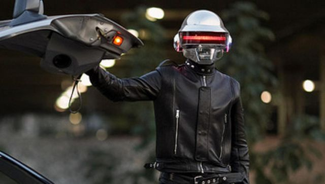 0c36508da Leather Jacket worn by Daft Punk as seen in Daft Punk Unchained ...