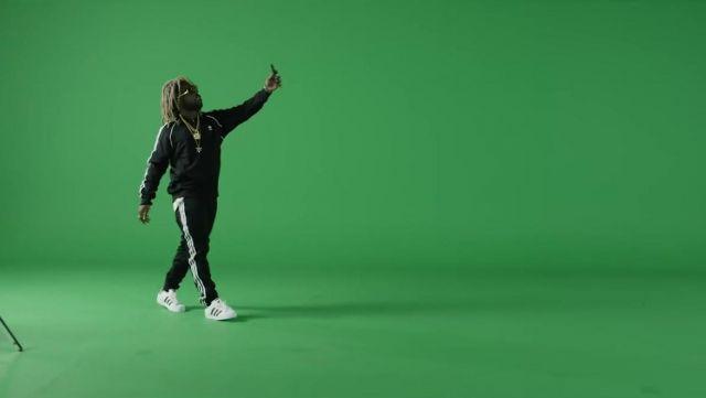 De Dans La Superstar Adidas Sneakers Jok'air Blanches Son Paire iTOuXklwPZ