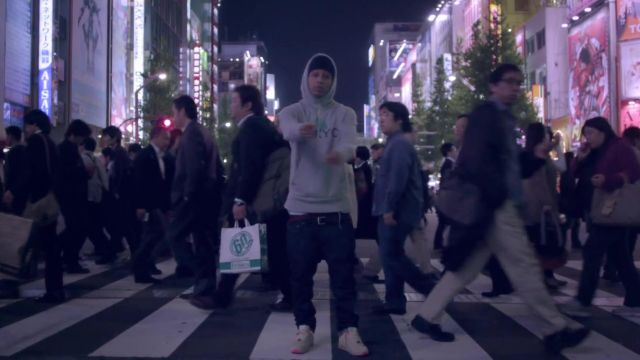 so cheap new arrivals sells The pair of Nike Air Max 1 Milano Qs in the clip Harajuku of ...