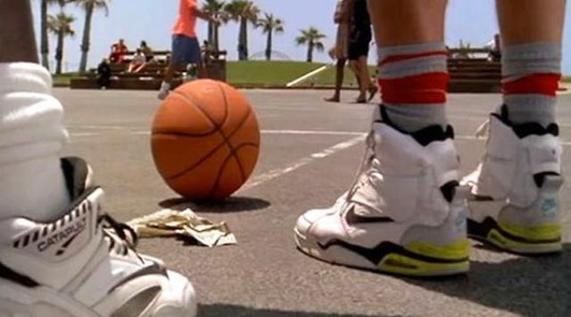 Nike Air Command Force sneakers worn by Billy Hoyle (Woody