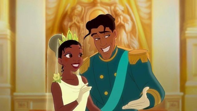 The Wig Of Prince Naveen In The Princess And The Frog Spotern