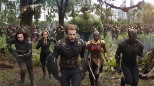 Bucky Barnes' (Sebastian Stan) cyber arm top as seen in Avengers: Infinity War