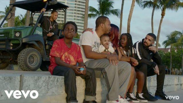 La Max Blue Black Clip Air Son Nike Drake Photo Dans 270 Paire De c31JTFKl
