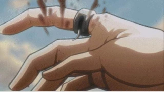 The Ring Of Annie Leonhardt In Attack Of The Titans Spotern