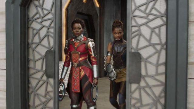Shuri's (Letitia Wright) full costume replica as seen in Black Panther