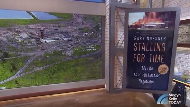Le livre de Gary Noesner qui a inspiré la série Waco que présente Megyn Kelly dans Today NBC