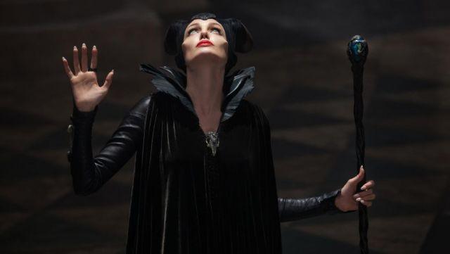 Maleficent S Angelina Jolie Scepter Replica As Seen In