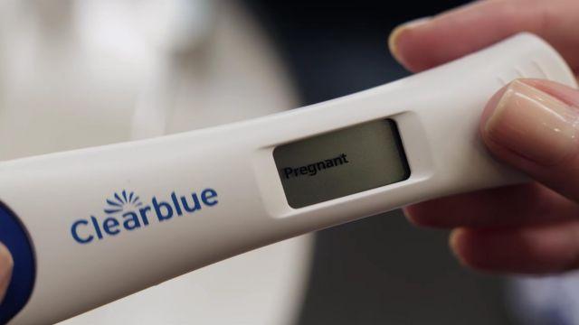 The Pregnancy Test Clearblue Seen In The Movie Bridget Jones S