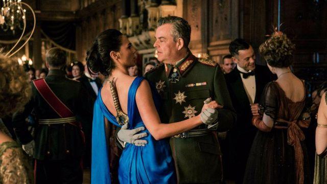 0472d1183969b Diana Prince's (Gal Gadot) blue dress as seen in Wonder Woman | Spotern