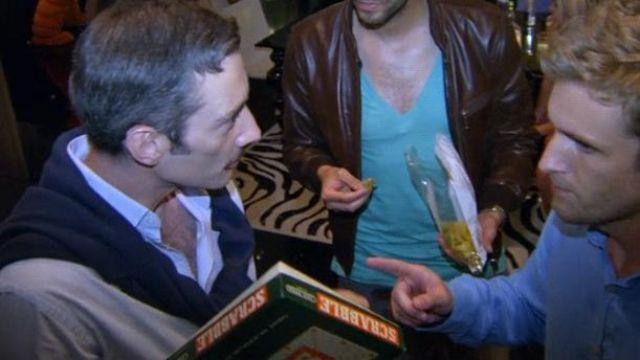 Le jeu de Scrabble vu dans le film Babysitting