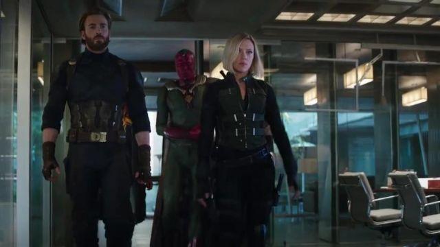 Black Widow's (Scarlett Johansson) pistol replica as seen in Avengers: Infinity War