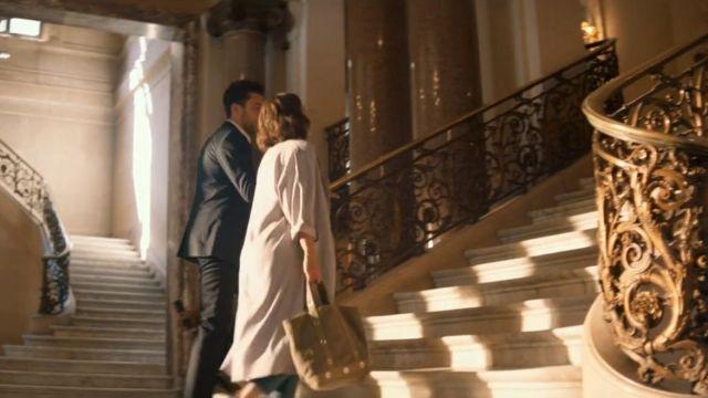 Le sac cabas à œillets de Marie-Zoé (Mélanie Bernier) dans Love addict