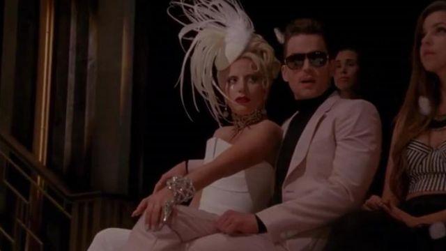 Le bracelet Michael Schmidt de La Comtesse (Lady Gaga) dans American Horror Story : Hotel