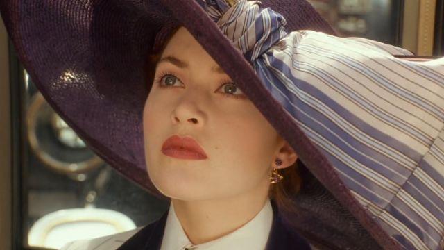 The hat, Kentucky Derby Rose DeWitt Bukater (Kate Winslet) in Titanic | Spotern