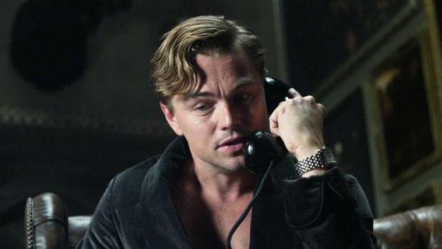 La montre Jaeger LeCoultre de Jay Gatsby (Leonardo DiCaprio