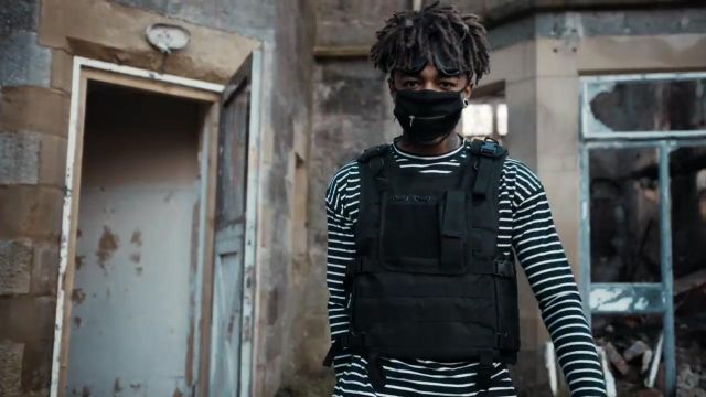 The vest tactical Scarlxrd in the clip Bands | Spotern