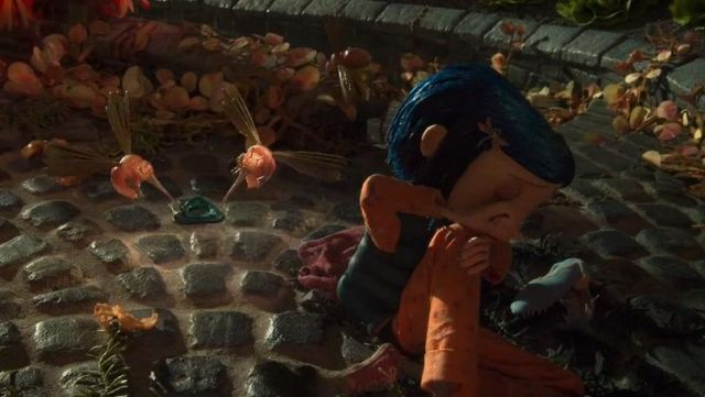 The Seeing Stone From Coraline Jones In The Animated Film Coraline Spotern