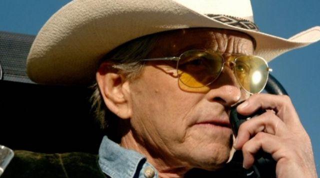 Les lunettes de soleil de Madec (Michael Douglas) dans Hors de Portée