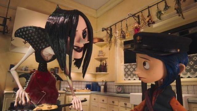 The Replica Of The Doll The Other Mother Of Coraline Jones In The Animated Film Coraline Spotern