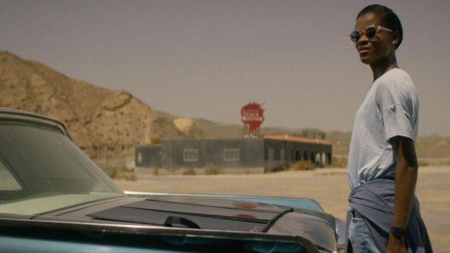 Sunglasses worn by Nish (Letitia Wright) in Black Mirror S04E06