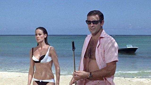 Image result for Thunderball James Bond