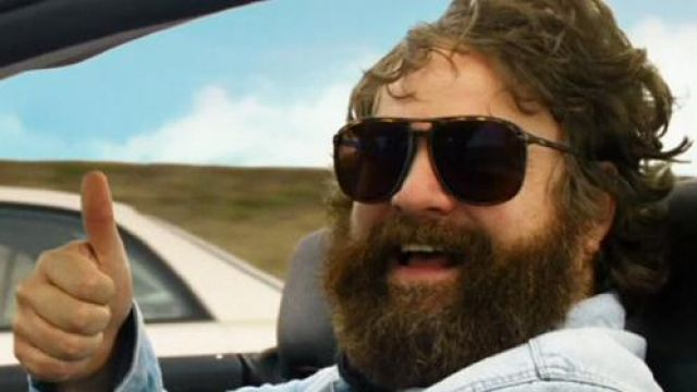 Image result for zach galifianakis alan