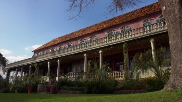 The De Grendel Wine Estate and Restaurant in South Africa, site of Rose Hall, the home of the Bakra in the series Outlander S03E12