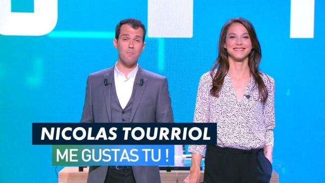 The blouse print Marina Lorenzo in D+1 of the 29/04/2018