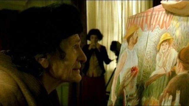Le tableau Le déjeuner des canotiers de Auguste Renoir dans Le fabuleux destin d'Amélie Poulain
